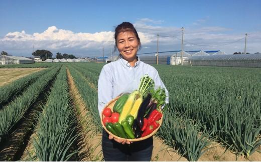 澁澤さんちの野菜セットA 【11218-0188】