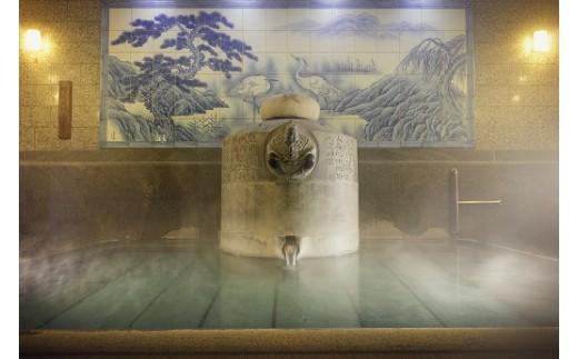 道後温泉本館 神の湯浴室