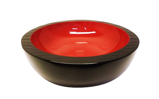 そば道具セット:こね鉢(厚鉢)