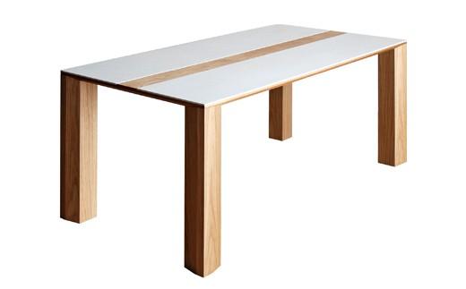 02-DI-1404・Dテーブル バイソン テーブル165 ON/CIF