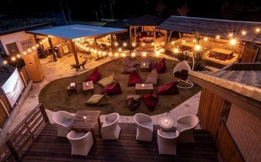 E001 2018年6月ニューオープンの隠れ家的アジアンリゾート 太陽と星が輝く宿 季楽~KIRA~ 宿泊プラン1泊2名様