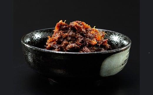 【1‐128】松阪牛しぐれ煮・そぼろ煮セット