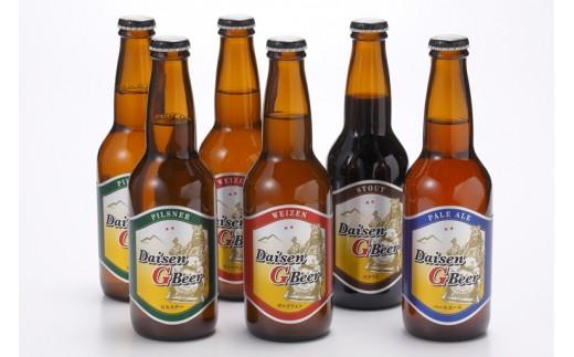 257大山Gビールセット(12本)