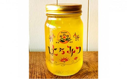 [№5582-0182]【最高蜂】高知県産天然はちみつ 300g