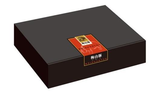 シックな黒色のお箱でお送りいたします。