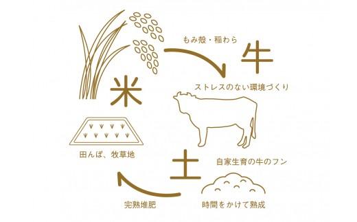 0205岩手県紫波町産米 特別栽培米ひとめぼれ