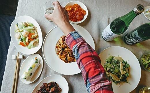 どんな料理にも合うので、人が集う場にもぴったり!忘年会や新年会、手みやげに♪