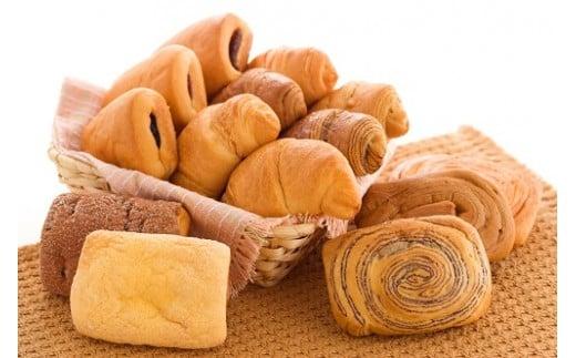 【010-04】買い置きにおすすめ!保存料無添加ロングライフパン 30個詰め合わせ