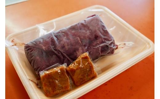 鮮度密封パック、冷凍のブロックでお届け