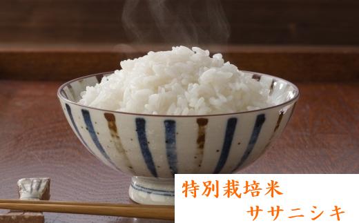 【04421-0002】特別栽培米 ササニシキ 7kg