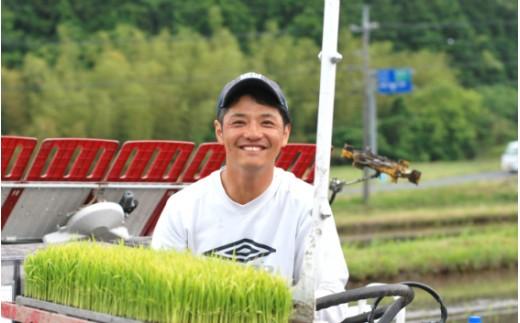 少ない人数で良いお米を育てるのは大変ですが、皆さんにぜひ食べてもらいたいです。