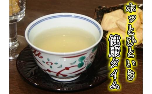 菊芋 茶 効果