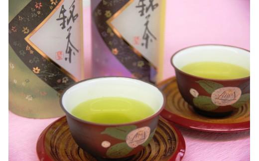 大和茶ギフトセット 紙缶2本入【1070780】