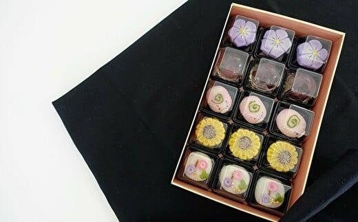 V-2 季節の上生菓子