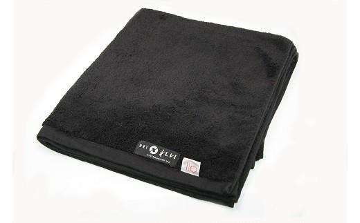 C-033 「いとやのタオル」深黒(しんくろ)バスタオル
