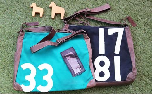 [№5900-0223]steed ショルダーバッグLL+馬マグネット3個セット