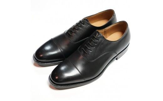 ショーンハイトグッドイヤーウエルト紳士靴 ストレート 黒(ブラック)[23.0cm〜28.0cmまで]