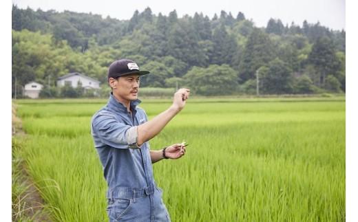 重野農産5代目代表 重野貴明さん