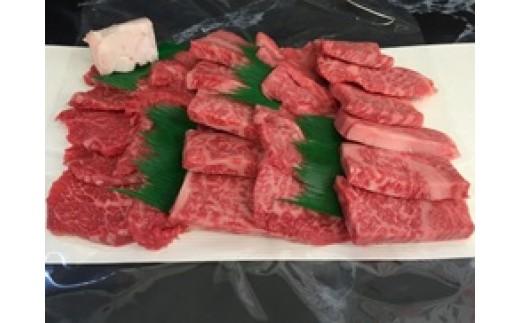 名産神戸肉旭屋 たかさご本店の 神戸牛焼肉セット「彩り」 500g