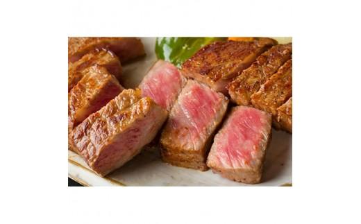 オリーブ牛 ロース ステーキ用  200g×4枚【1094044】