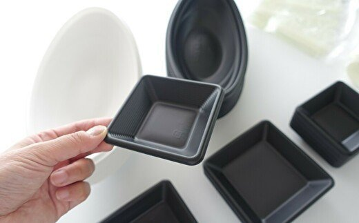 O-7 【プラスチック製食品容器】アウトドアセットA