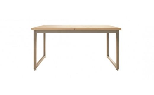 <M7 フローリングテーブル(W150)>