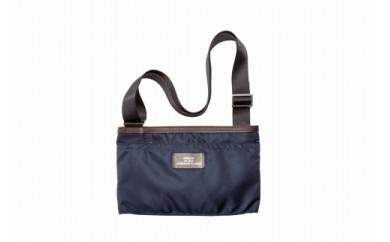 サコッシュ豊岡鞄CDTC-003(ネイビー)