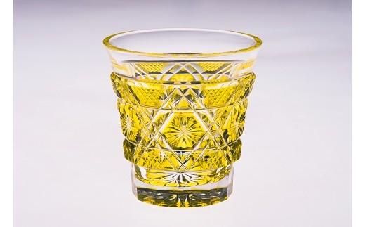 冷酒グラス(黄)