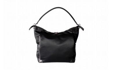 ワンショルダーバッグ 豊岡鞄 TRV0803-10(ブラック)