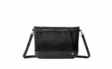 サコッシュ  豊岡鞄 TRV0804-10(ブラック)