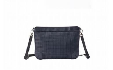 ショルダーバッグ 豊岡鞄 TRV0703-50(ネイビー)