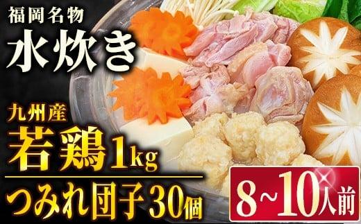 02-AA-2906・水炊きセット(8〜10人前)