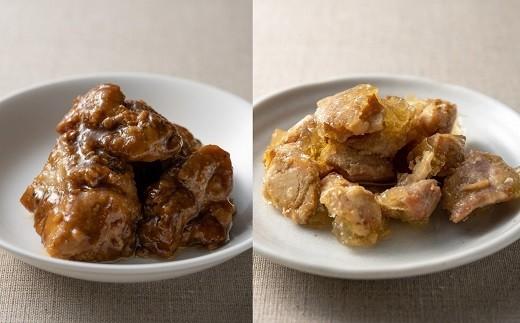 [1109]土佐はちきん地鶏と一本釣カツオの缶詰セット