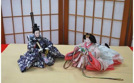 AAX-128 オリジナル雛人形・まいひな・リバティびな【カぺル】