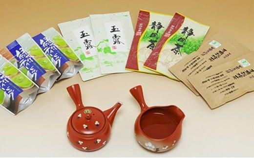 [№5809-3887]岡部茶1年分