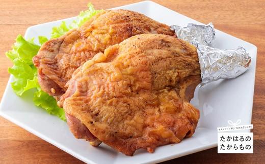 特産品番号374 九州産若鶏のごて焼き 4本セット(冷蔵)
