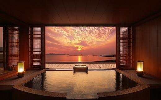 鏡ヶ浦を眺める湯宿「rokuza」