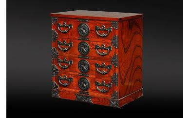 岩谷堂箪笥 一.五尺抽出箱 伝統工芸品