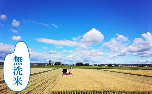 【無洗米12ヶ月定期便】特別栽培「きなうす米」ふっくりんこ10kg×12回 02_P009