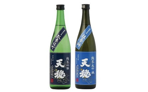 A067:天穏 出雲 純米吟醸酒セット