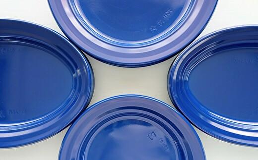 美しい北欧ブルーが印象的。一歩差がつくワンウェイ容器です