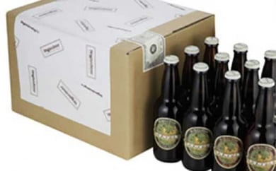 ナギサビールの定番商品2種(330ml×12本)飲み比べセット