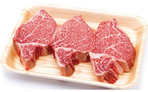 A5 飛騨牛 ヒレステーキ150g×4枚≪冷凍≫化粧箱入 黒毛和牛 肉 牛肉 飛騨高山 ギフトにも d517