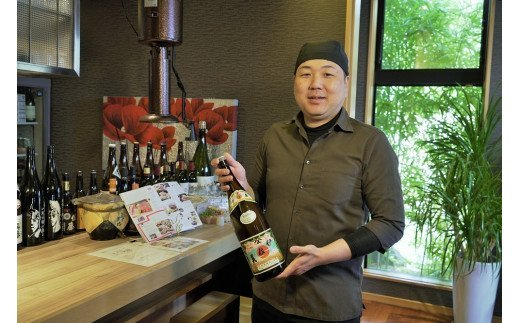 焼酎、日本酒など料理に合うお酒も多数取り揃えています。