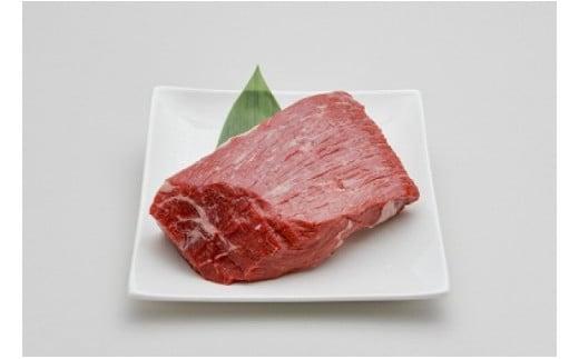 嘉穂牛【 赤身 ブロック】約650gブランド牛牛肉