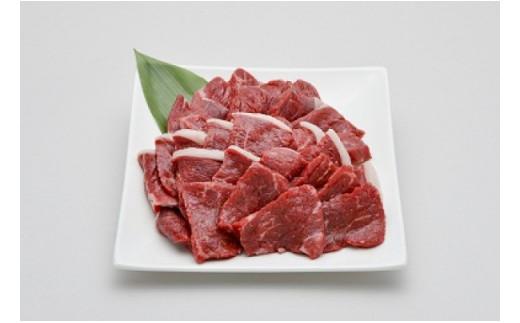 嘉穂牛【 赤身 焼肉 】約600gブランド牛牛肉