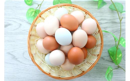 【山梨県産】ミシュランも選ぶ高級卵セット(30個)