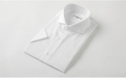 半袖 カッタウエイ 白 HITOYOSHI シャツ Lサイズ
