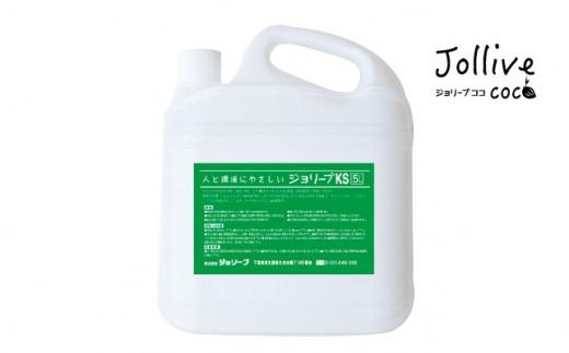 L01-002 ジョリーブココ台所洗剤(業務用5L)