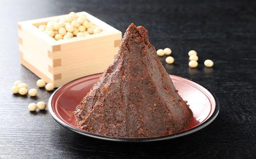 【山梨県産】無添加 天然醸造の「せんごく味噌」1.5kg